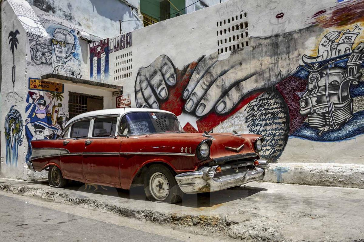 Classic Cars Havana Cuba CityTour (39)