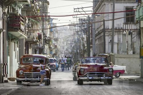 Classic Cars Havana Cuba CityTour (20)