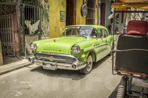 Classic Cars Havana Cuba CityTour (40)